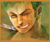 Créas Luffy-chan - Page 3 Zoro312
