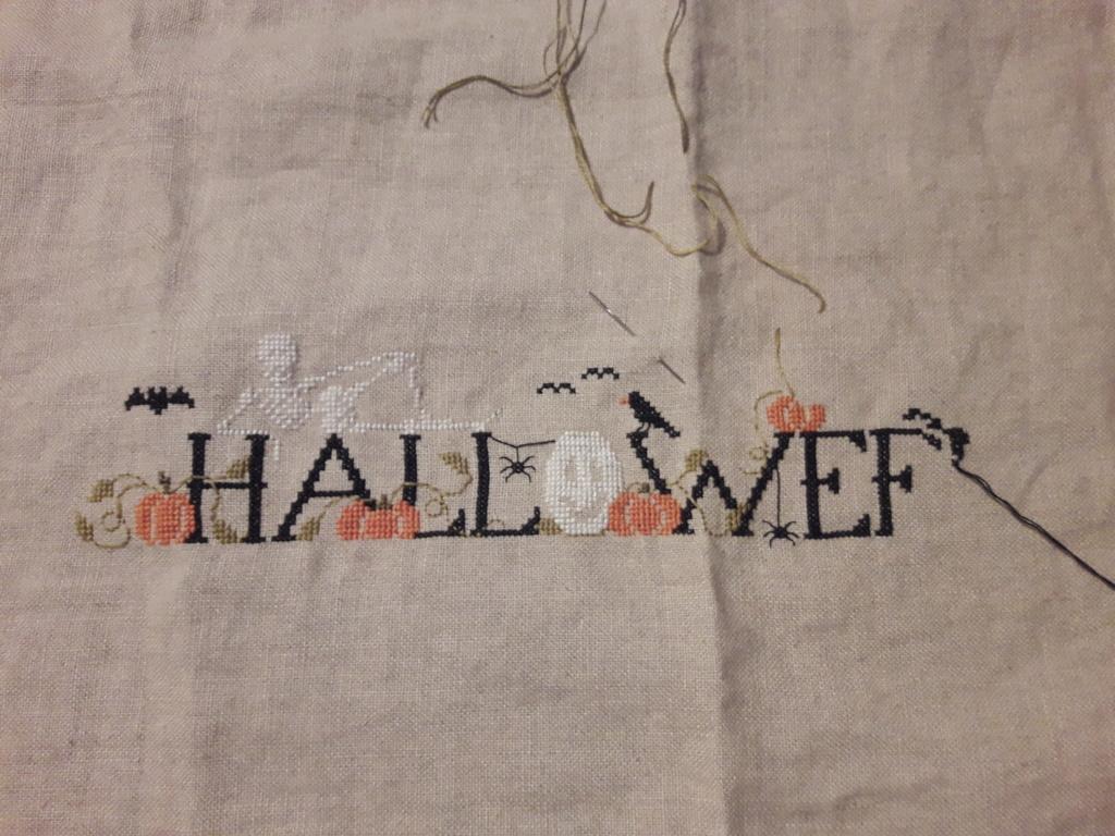 SAL pour Halloween et pourquoi aussi CAL, HAL et bien d'autres..... - Page 10 20181019