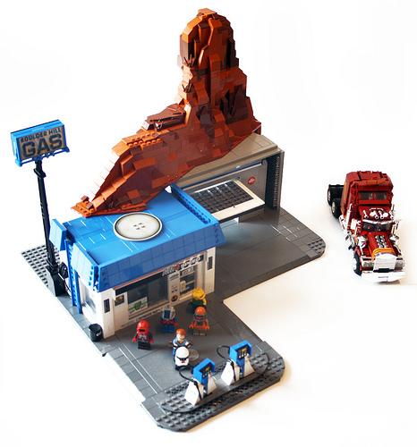 MASK en Lego 55641510
