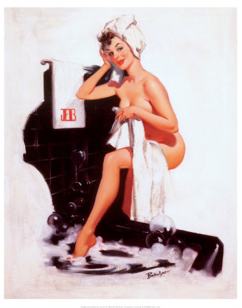 The Great Pin-Up Contest (concours stupide) - Page 2 Ballan10