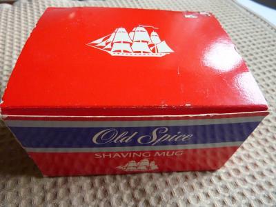 Mug-soap Old Spice (Vintage) Boite-10