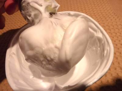 Mug-soap Old Spice (Vintage) Mousse11