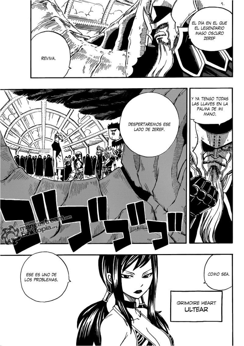 [MU]Fairy Tail Manga Cap 210 HQ!! New 0510