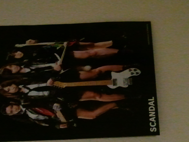 SCANDAL Posters - Page 3 2011-010