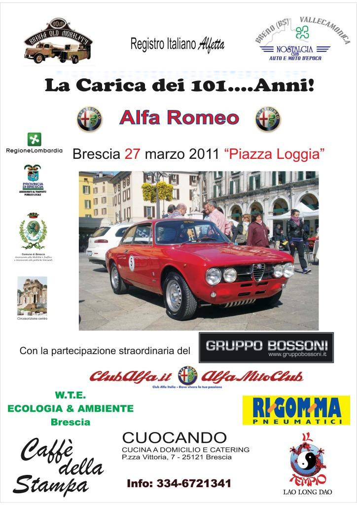 La carica dei 101 anni Alfa Romeo - Brescia 27 marzo 2011 Copia_31