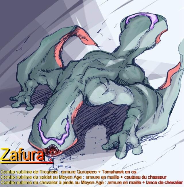 Signature personnalisé de Monster Hunter  Top20011