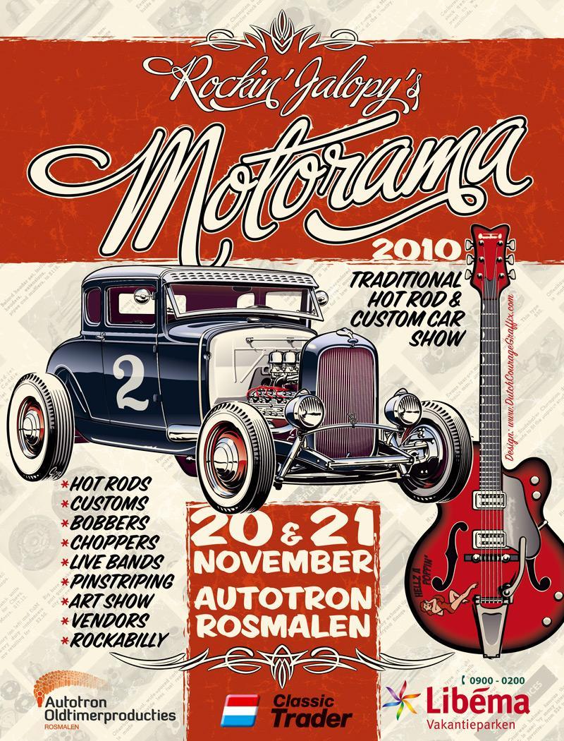 Rockin'Jalopy's Motorama  Rockin10