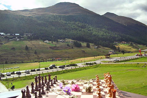 The First International Tournament on the Alps – Livigno Open 2010 Livign10