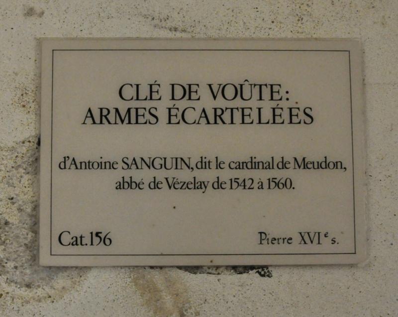 [VÉZELAY]  ÉTENDARDS HÉRALDIQUES, Chemins de Compostelle de la Bourgogne à Compostelle _dsc9912