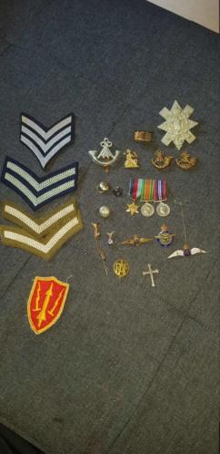 Quelques cap badges 20190717