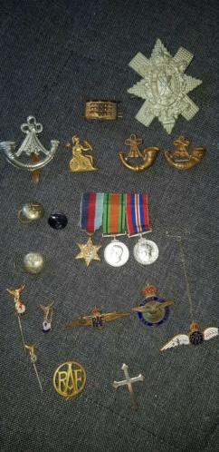 Quelques cap badges 20190718