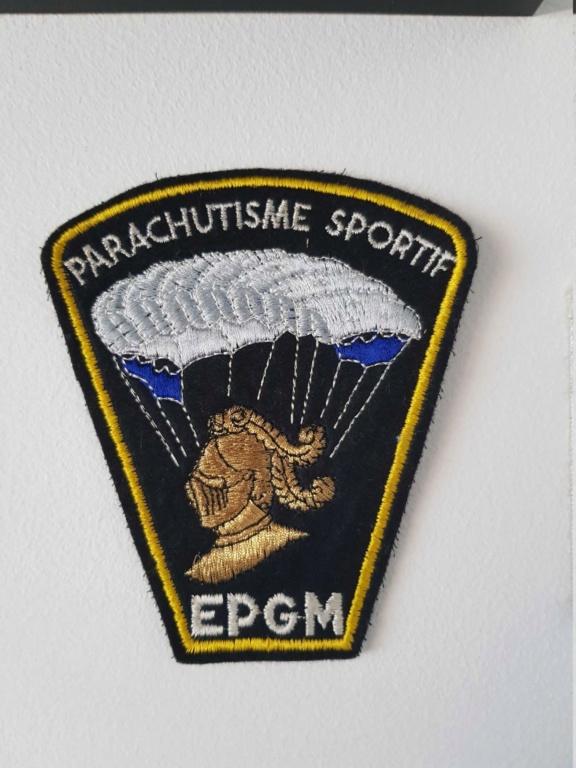 Patch gendarmerie ancien epign 20200422