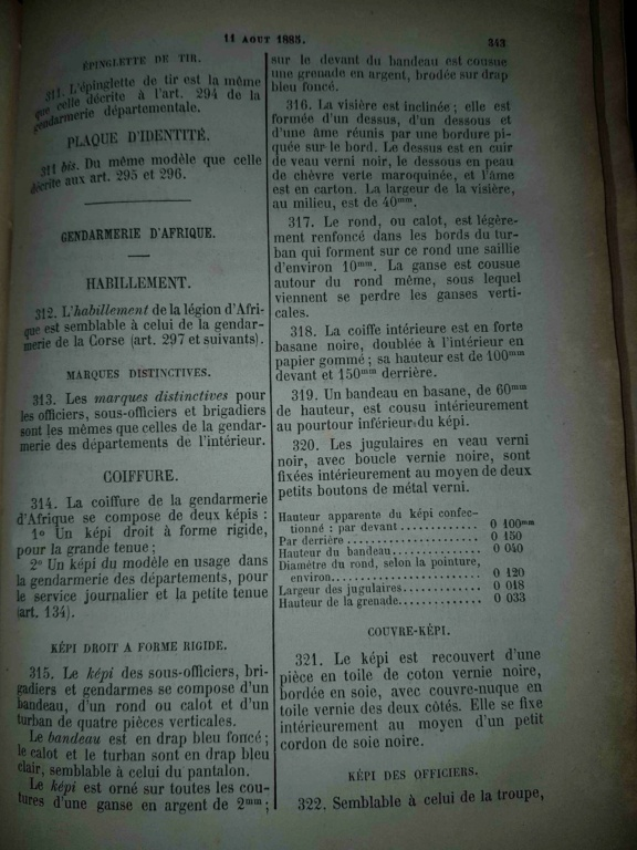 Taconnet gendarmerie d'Afrique 1871? 20210217