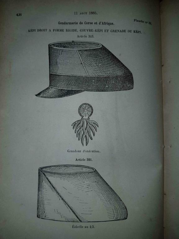 Taconnet gendarmerie d'Afrique 1871? 20210219