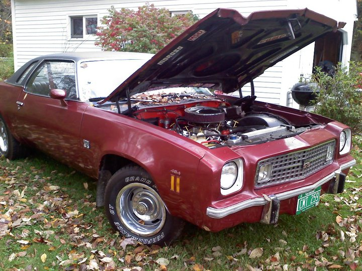 74 Laguna soon to be Resto-Mod 74outs12