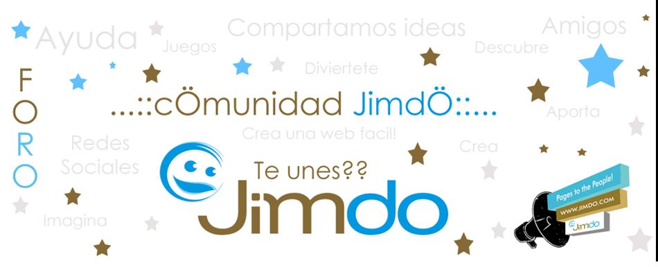 ...::Comunidad JimdO::...