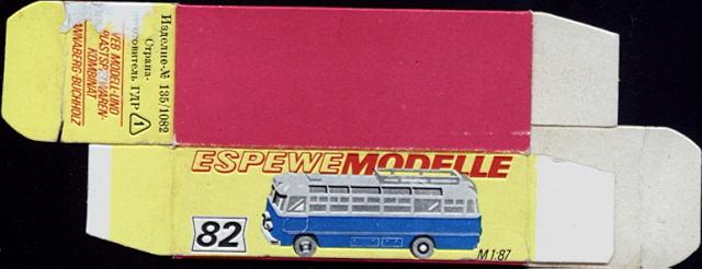 Omnibusse in 1:87 vor 1990 31-31113