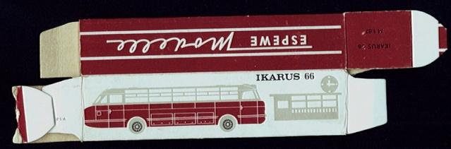 Omnibusse in 1:87 vor 1990 66-1-110