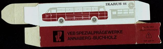 Omnibusse in 1:87 vor 1990 66-1-210