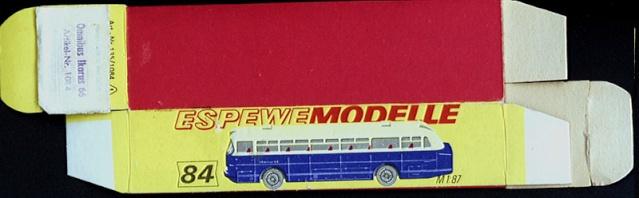 Omnibusse in 1:87 vor 1990 66-2-110