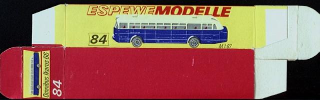 Omnibusse in 1:87 vor 1990 66-2-210