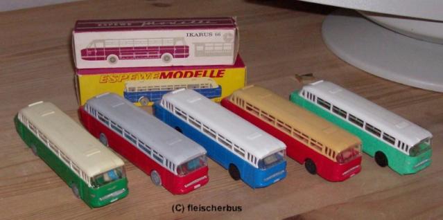 Omnibusse in 1:87 vor 1990 66-311