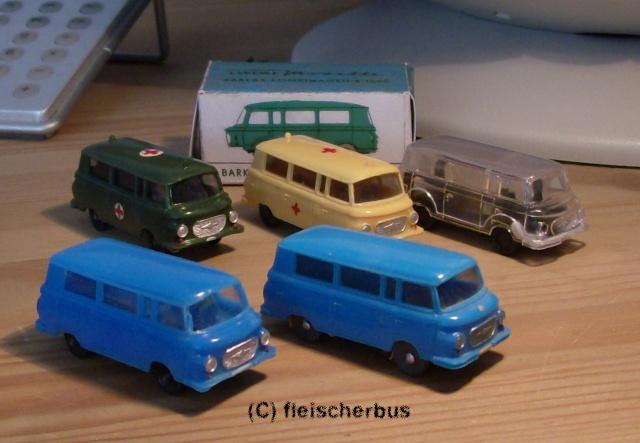 Omnibusse in 1:87 vor 1990 Bus_b110