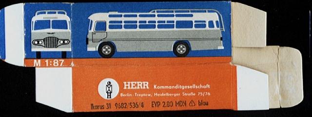 Omnibusse in 1:87 vor 1990 Herr_311
