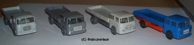 Skoda 706 Modelle  Permot10