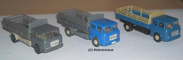 Skoda 706 Modelle  Permot11