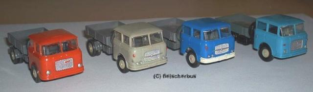 Skoda 706 Modelle  Permot12