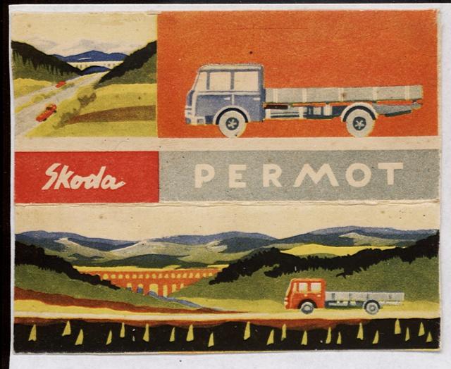 Skoda 706 Modelle  Permot20