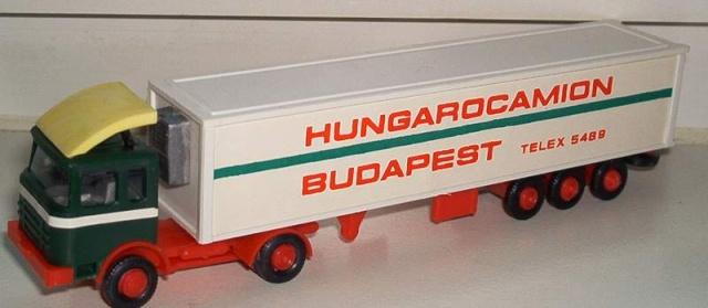 Raba Hungarocamion Raba210