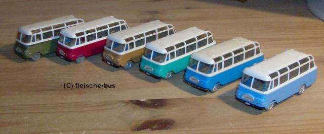Omnibusse in 1:87 vor 1990 Robur_10