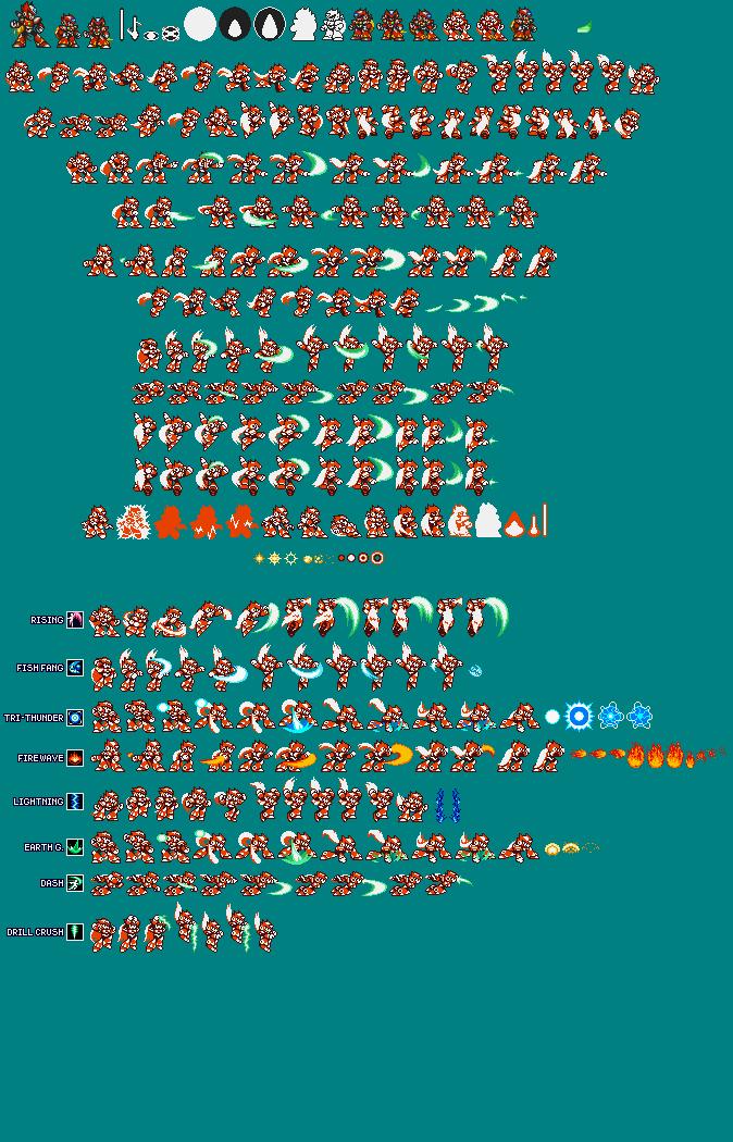 Megaman Sprites in Color - Page 3 Zero10