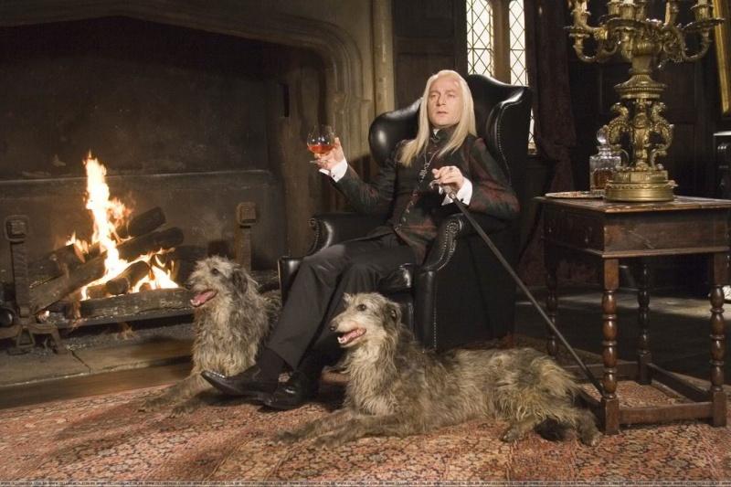 Lucius Malfoy Manor Lucius10