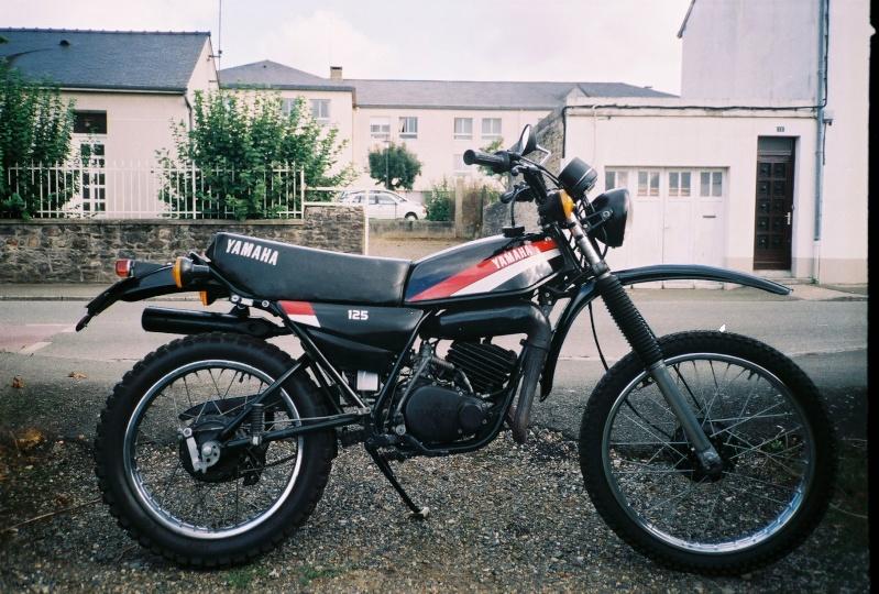 DTMX 125 cc Membres / Mod. 1979 Fh000019