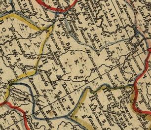 Тамбовская губерния на картах Dddddd10