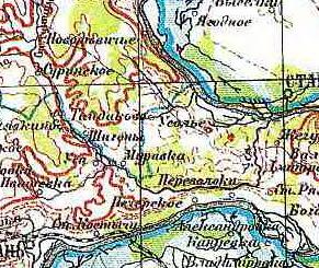 Муранка на картах Donndd11