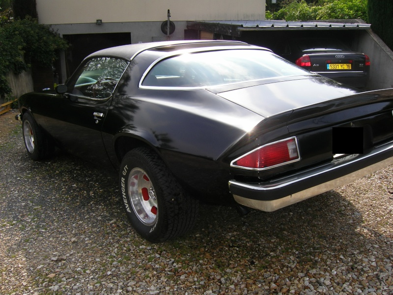 Vend Chevrolet CAMARO 1977 fraichement restaurée 100_3912