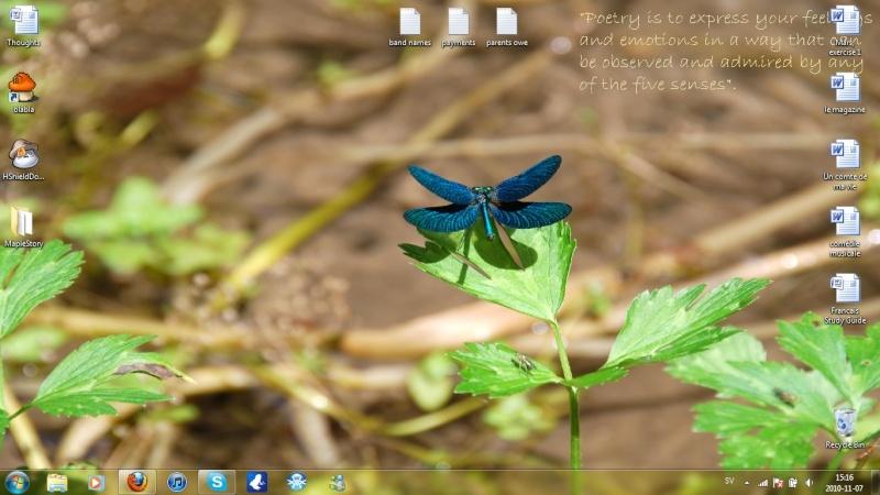 Post Your Desktop? Bg10