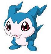 Tu Digimon Botamon. Demive11