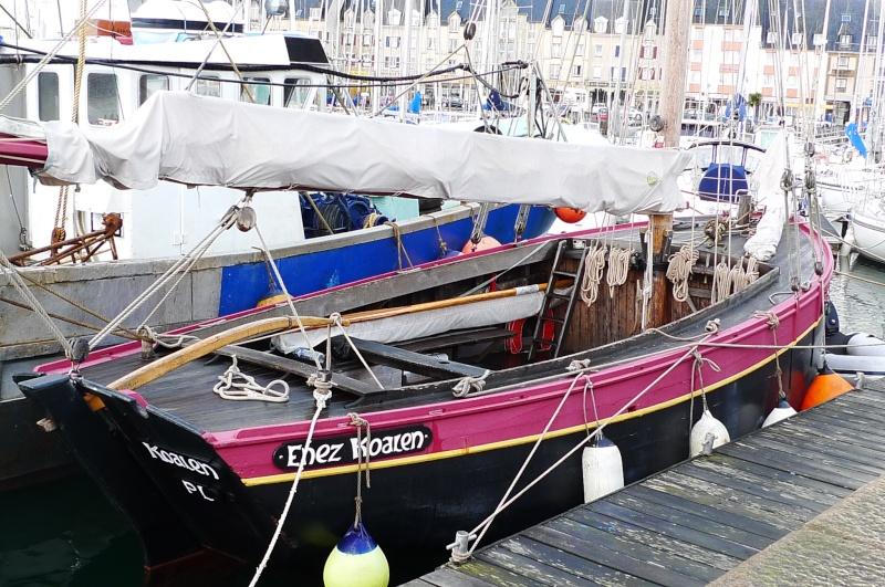 Paimpol et son port en côtes d'Armor : bienvenue en BRETAGNE nord P1080112