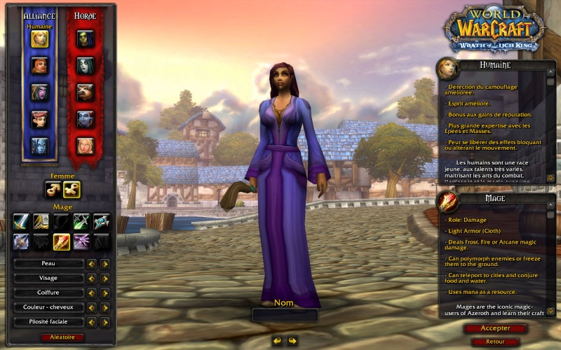World of Warcraft Creati10