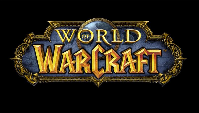 World of Warcraft Logo-w10