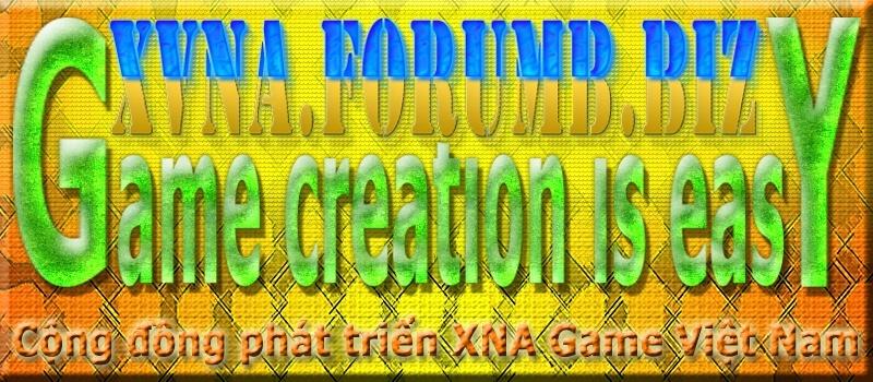 VietNam XNA game development Community