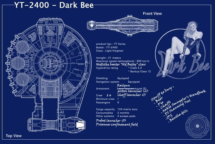 DARK BEE - Light Freighter Dark_b10