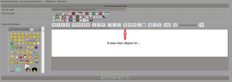 - Imprime ecran avec l'hebergeur d'image du fofo Explic13