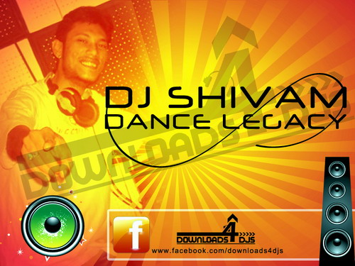 DJ Shivam - Dance Legacy Front_11