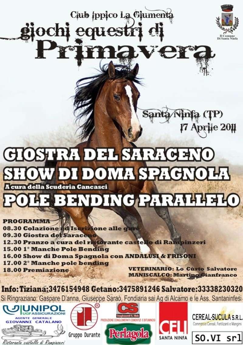 Show di Doma Spagnola Locand10